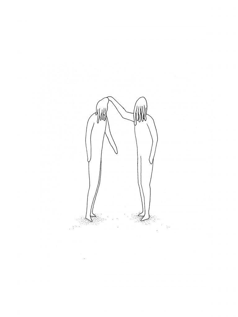 Sans titre - (homme sac plastique)