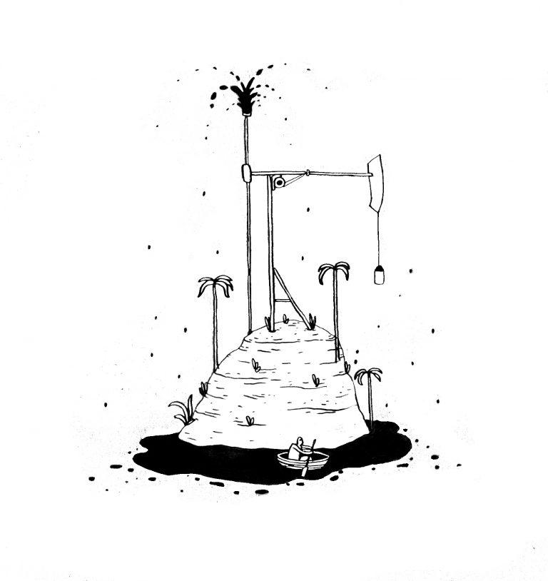 le roi du pétrole copie