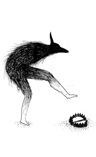 piege loup copie
